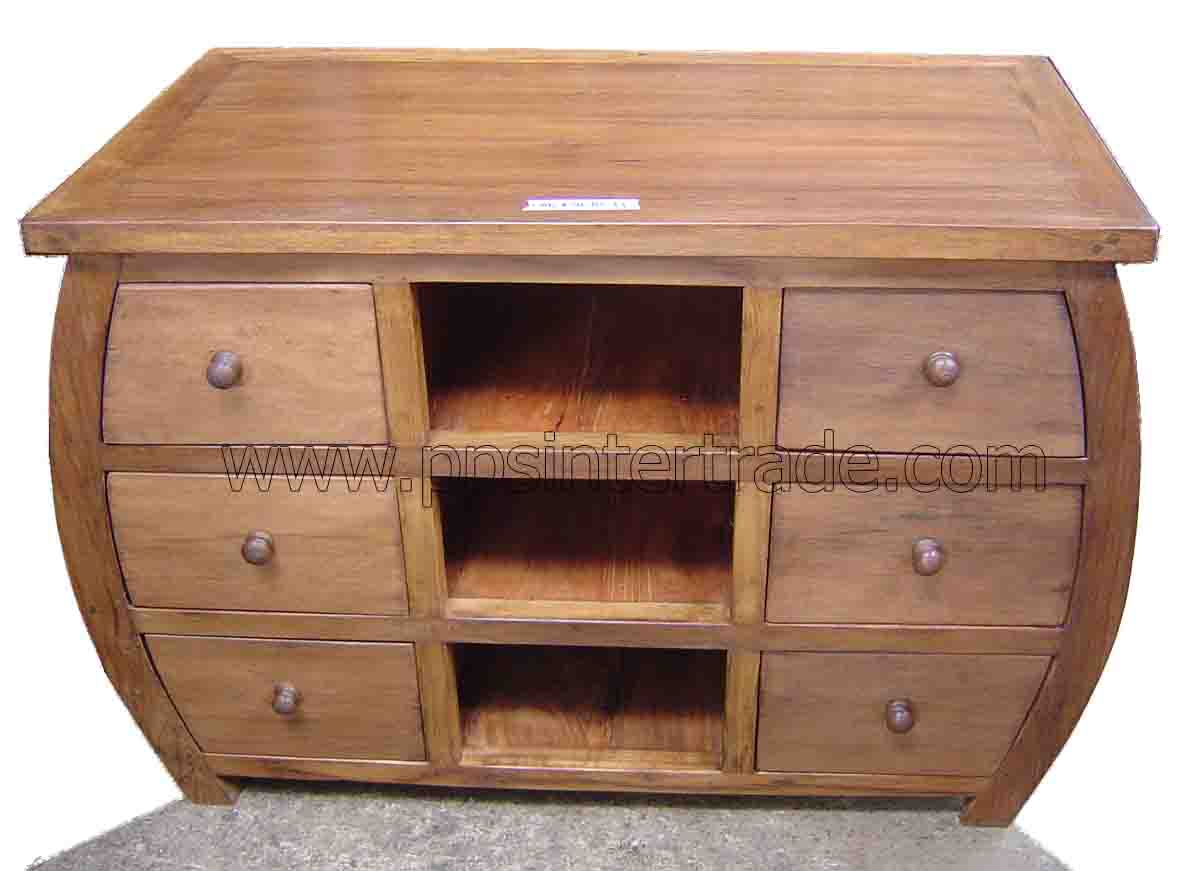 PS-Wood Shelf-sn391