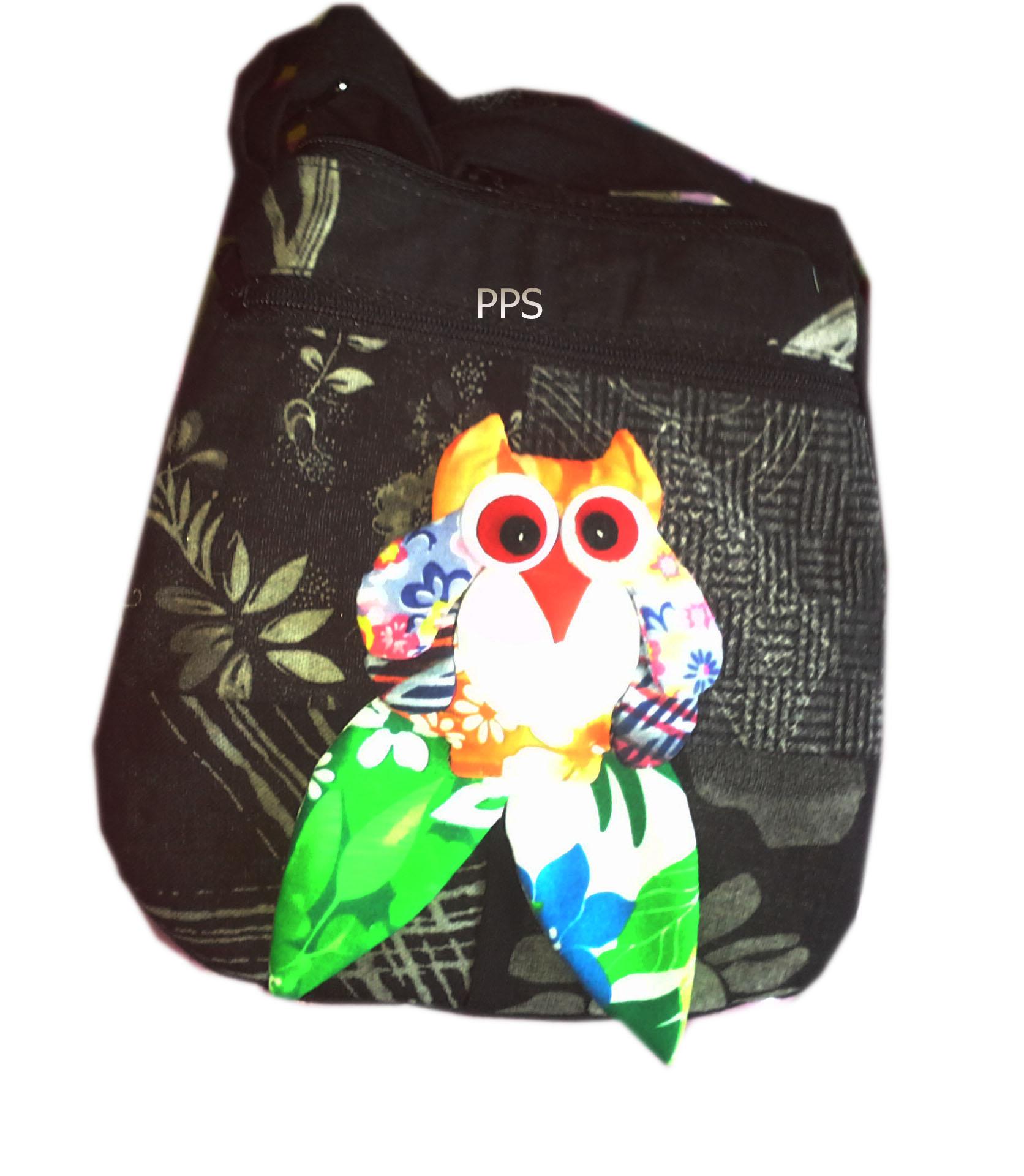 Tote Owl Bag-20