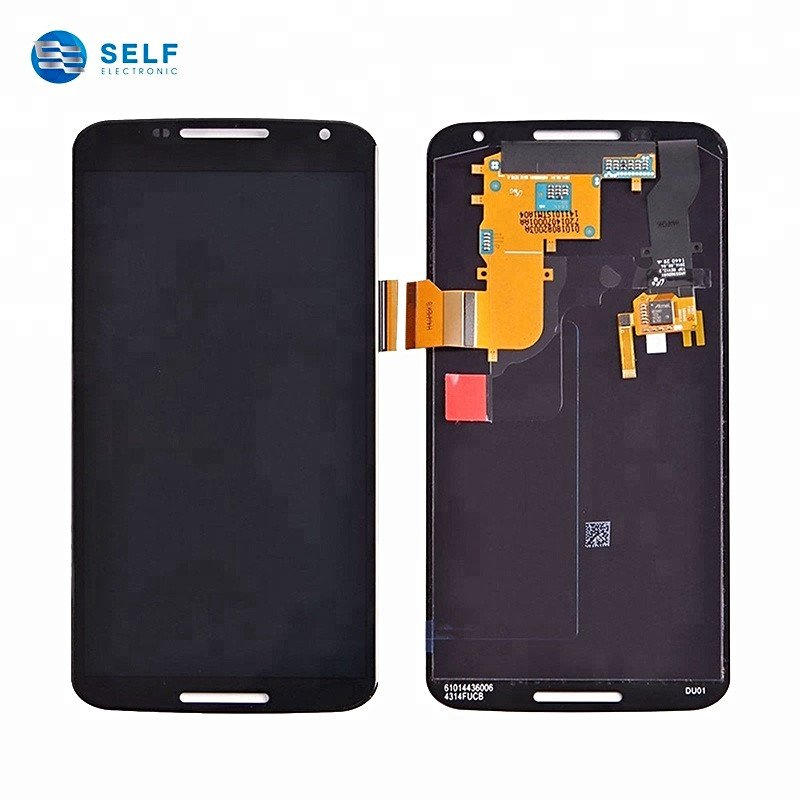 Cheap Price original AAA mobile phone replacement display lcd touch screen digitizer assembly for Motorola Moto Google Nexus 6