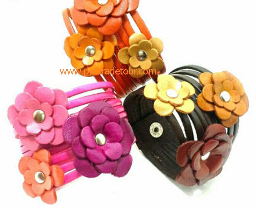 Leather Bracelet-N20