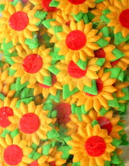 Mulberry Flower - Sunflower-13
