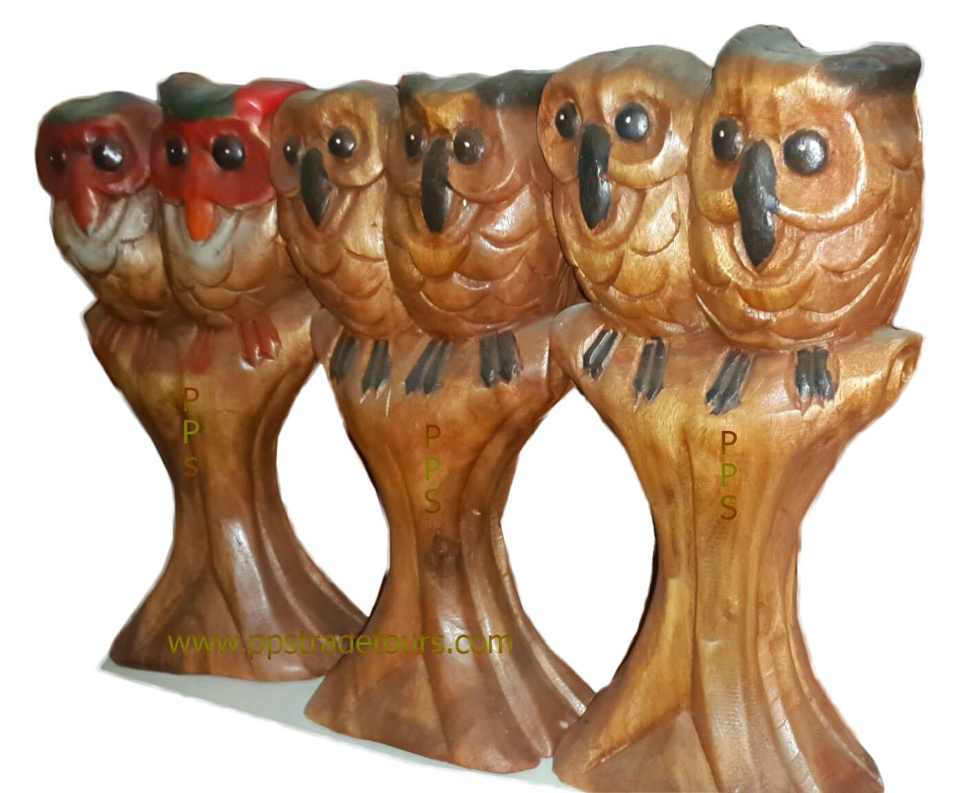 Wood Owl-caching on the base1