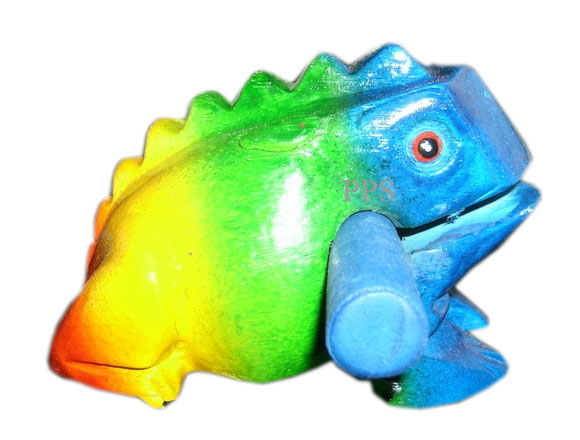 croaking frog Rainbow
