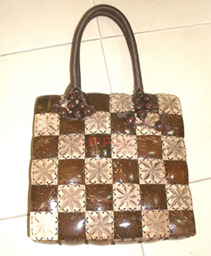 Coconut Shell bag 2680
