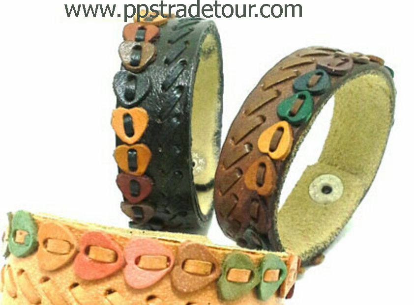 Leather Bracelet-N10