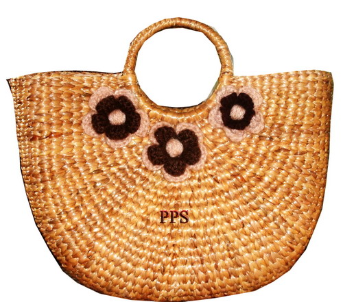 hyacinth bag on decorative-260-1
