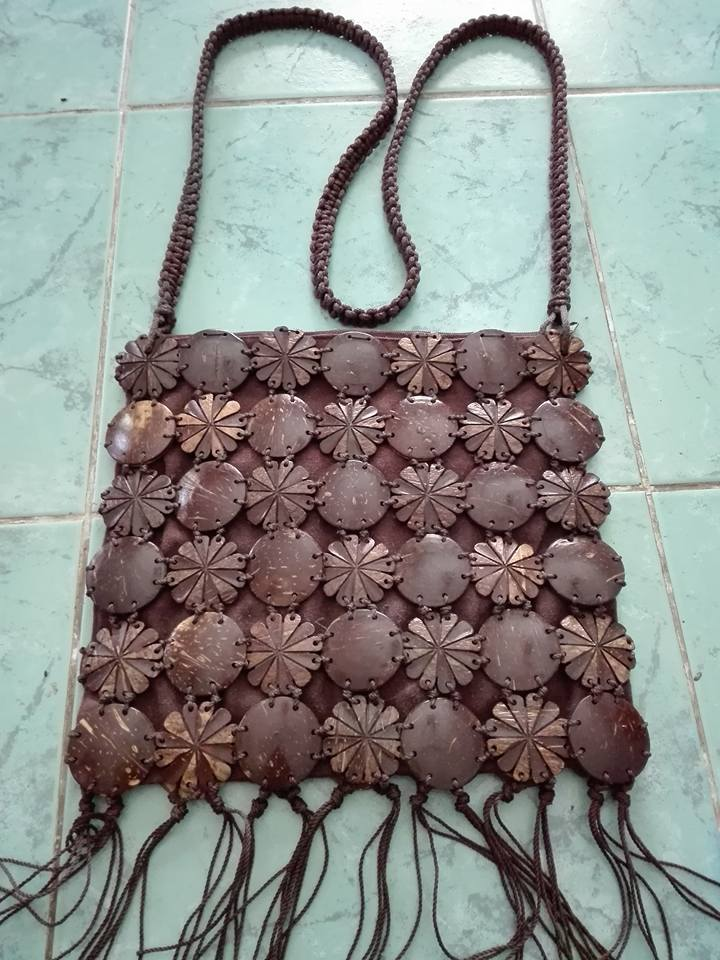 Coconut Shell bag-40