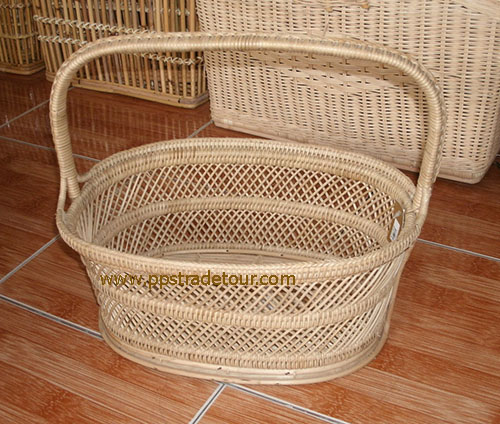 Rattan Basket 1915-1