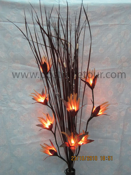Lights flower bunch