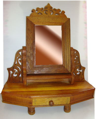 Wood picture frame-16