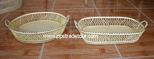 Rattan Basket1909-1