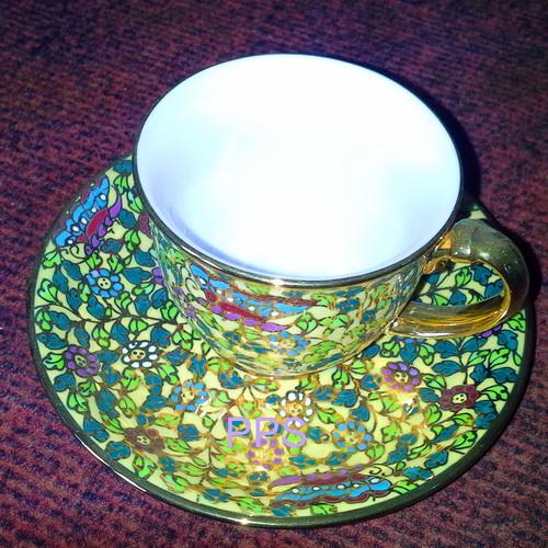 coffee cup set-13