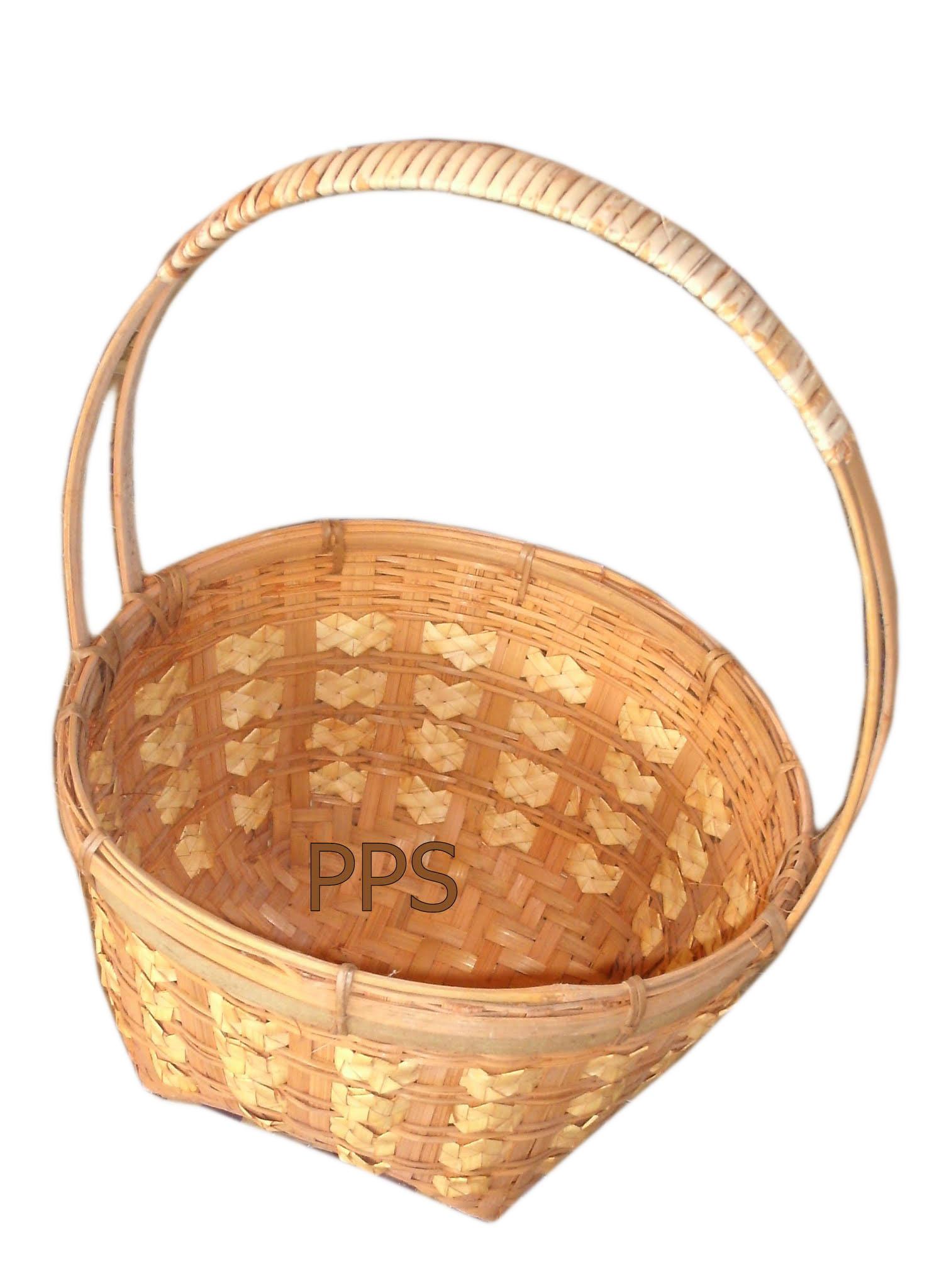 Bamboo Basket-4565