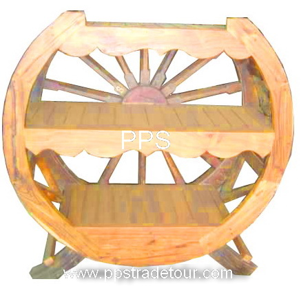 PS-Wood Shelf (sn324-2)