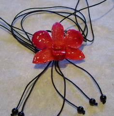 Orchid Pendant - SM-14