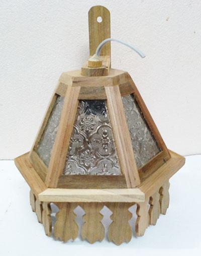 Teak Lamps 2310101-w