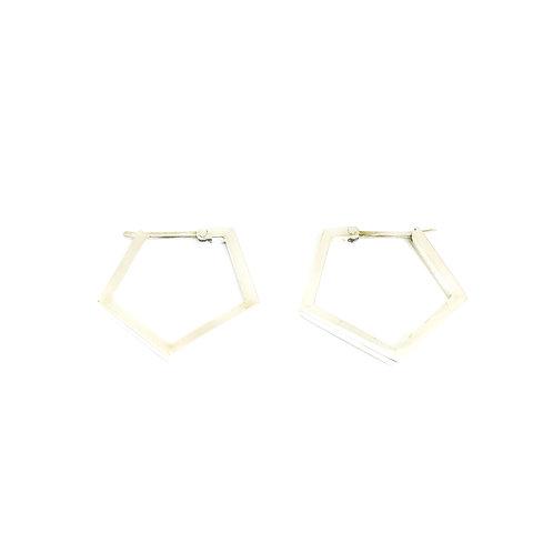 PENTAGON Earrings - Large