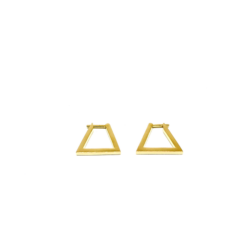 TRIANGLE Earrings - Small