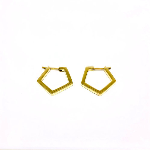 PENTAGON Earrings - Small