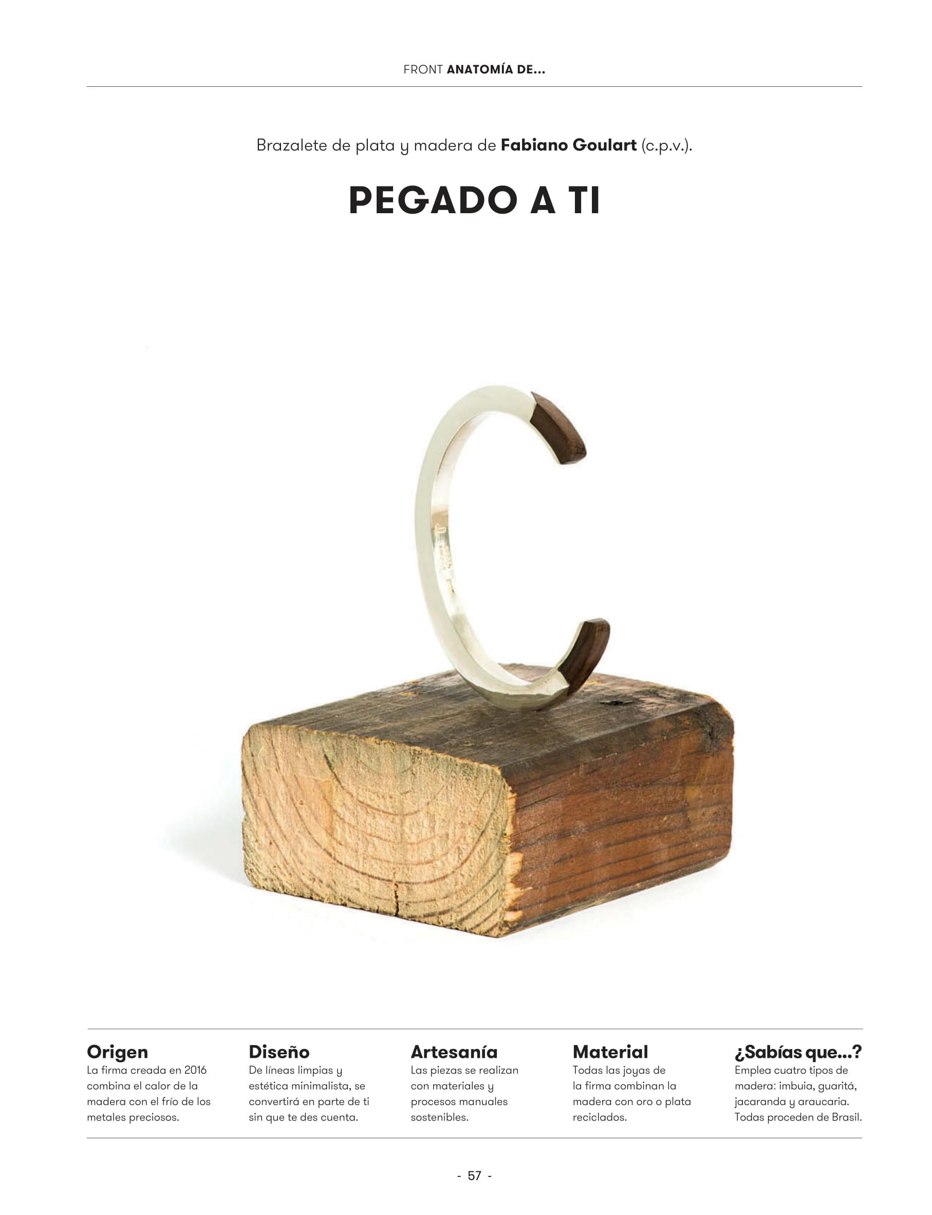 Editorial L´Officiel Hommes Spain
