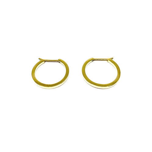 CIRCLE Earrings - Large