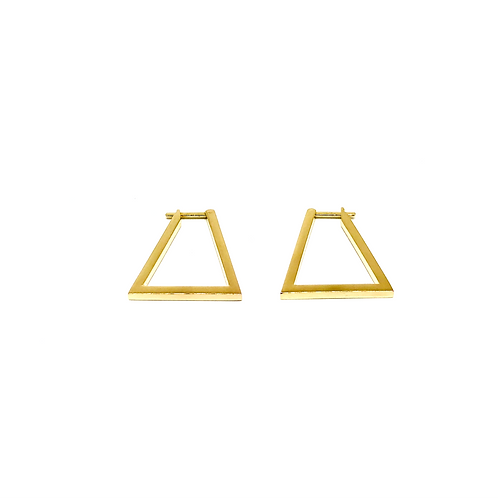 TRIANGLE Earrings - Large