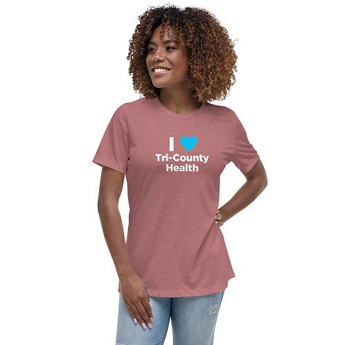 Women's I Love Tri-County Health