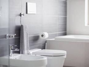 Restroom, washroom, bathroom? Just clean it