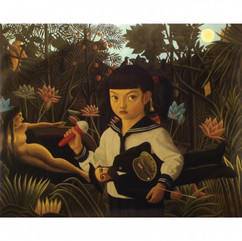 In Rousseau's Forest / Singing Yukiko