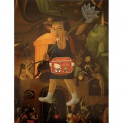 Walking in Bosch's Last Judgment