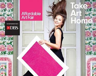 Showcase at Affordable Art Fair Singapore Fall 2015