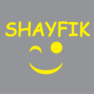 Shayfik t-shirt