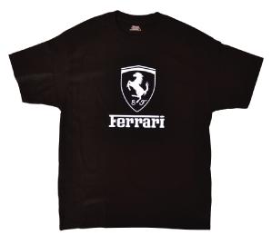 Ferrari reflect t-shirt 2