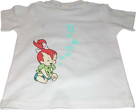 Pebbles t-shirt photo