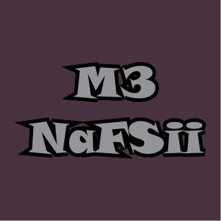 M3 nafsi t-shirt