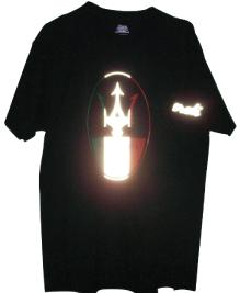 Maserrati t-shirt reflect