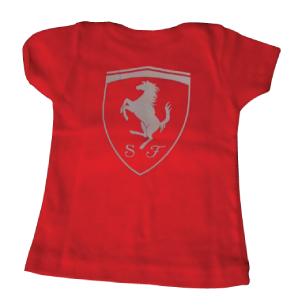 Ferrari reflect t-shirt