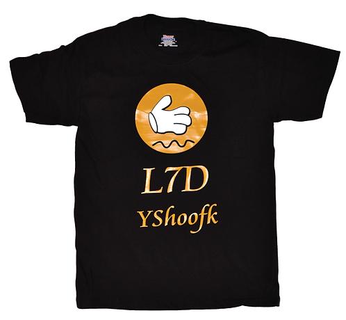 L7d yshofk t-shirt