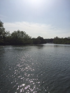 The Eighth Stage of the Thames Walk