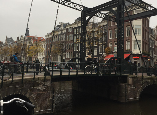 Learning on The Move – Amsterdam