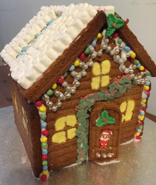 Marshmallow Snow House