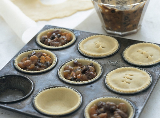 Pastry Day - time to make your own mince pies!