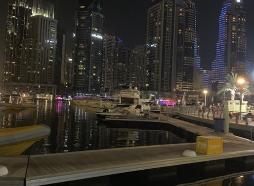Learning on The Move – Dubai