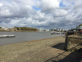Fifteenth Stage of the Thames Walk