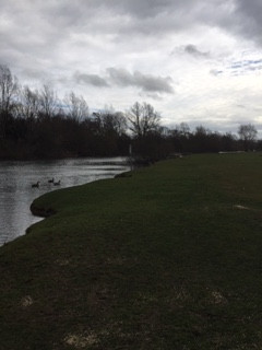 The Fourth Stage of the Thames Walk