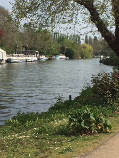 The Seventh Stage of The Thames Walk