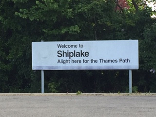 The Ninth Stage of the Thames Walk