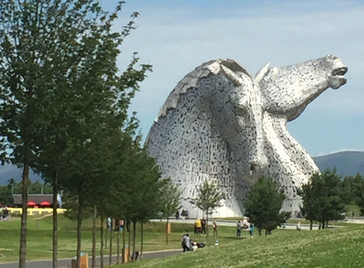 Learning on The Move – Stirling and Falkirk