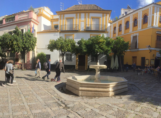 Learning on The Move – Saville Spain