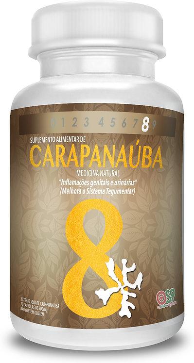 Carapanaúba - 90 cápsulas